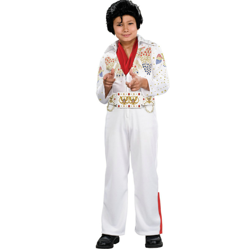 Deluxe Elvis Toddler/Child Costume