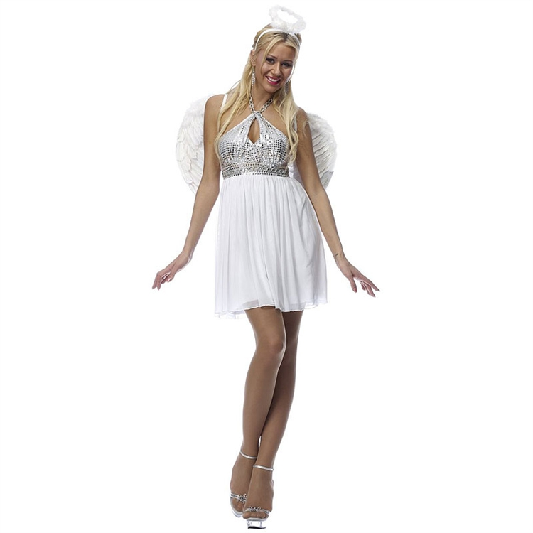 Angelicious Adult Angel Costume