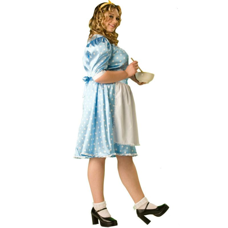 Goldilocks Plus Adult Fairytale Classics Costume Fairy