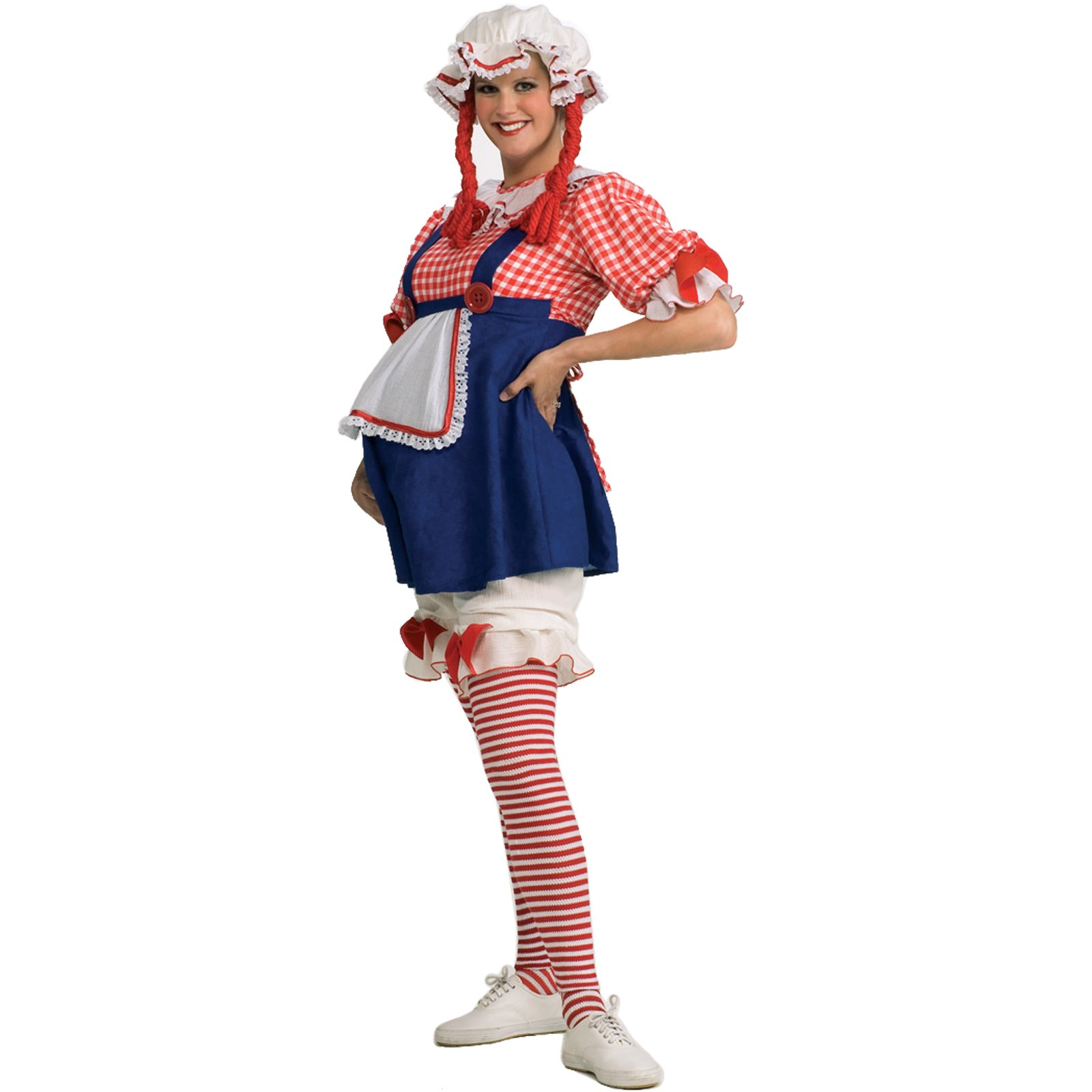 Mommy To Be Rag Doll Adult Costume