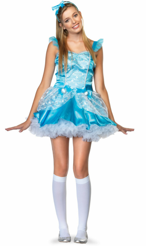 Fairytale Princess Teen Costume