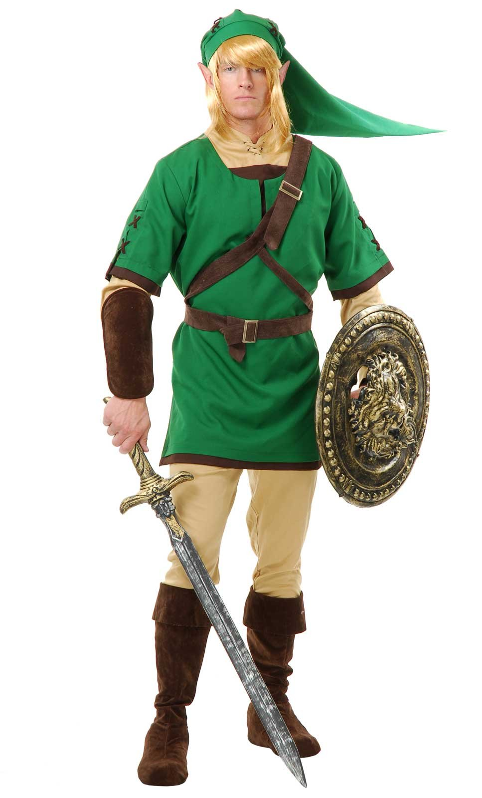 Elf Warrior Adult Costume [Fairy Costumes and Storybook Cha] - In Stock :  About Costume Shop