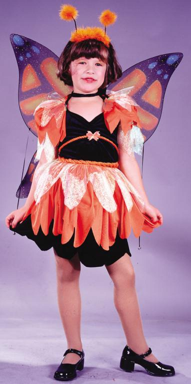Butterfly Child Costume