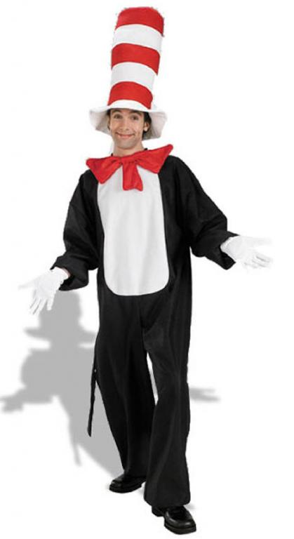 656aa274 Cat In The Hat Costume - In Stock : About Costume Shop