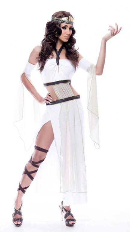 Grecian Goddess Medium Adult Costume