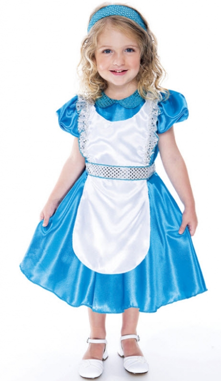 Alice Toddler Costume