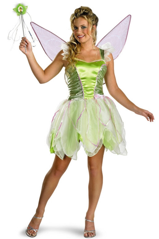 Tinker Bell Costume - Click Image to Close