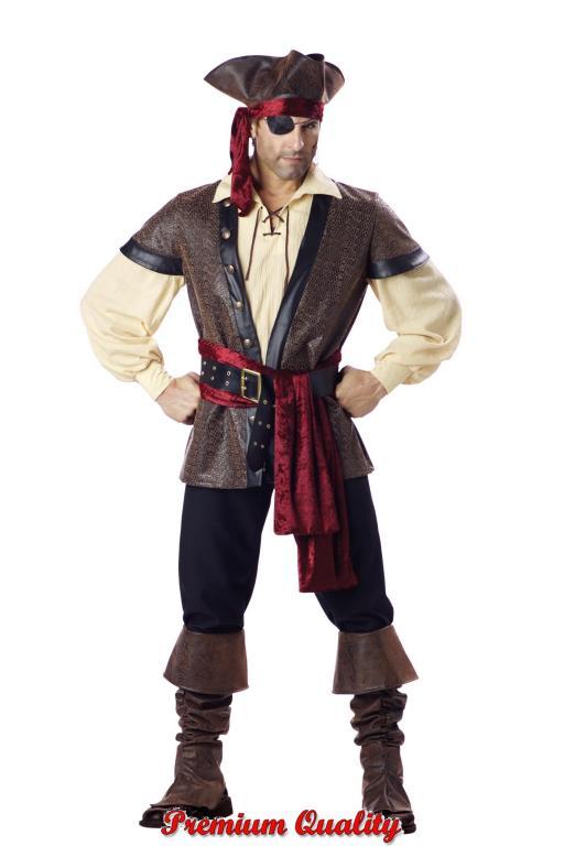 Пиратский костюм 10