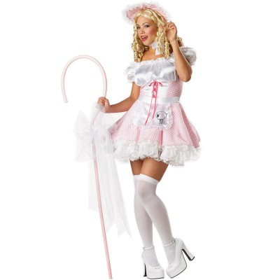Little Bo Peep Show Adult Costume