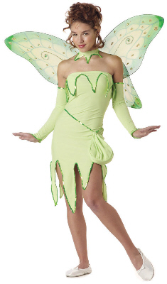 Emerald Fairy Teen Costume