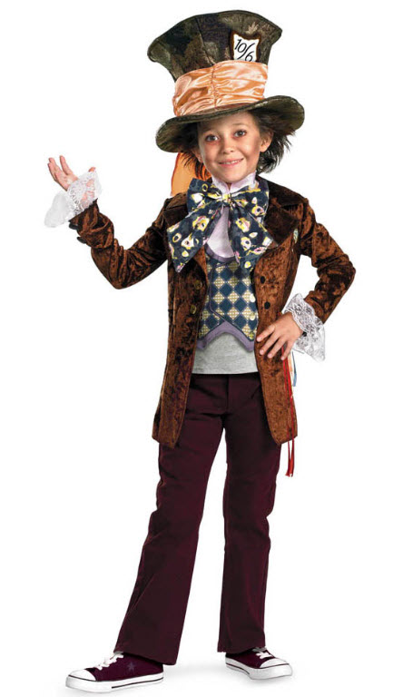 Mad Hatter Costume