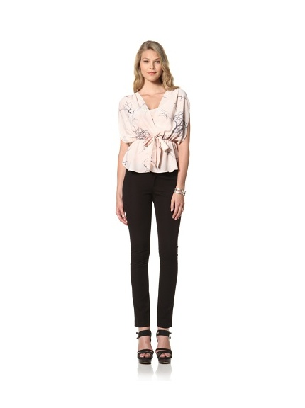 Eva Franco Women's Josephine Layered Top with Cami (Kyoto)