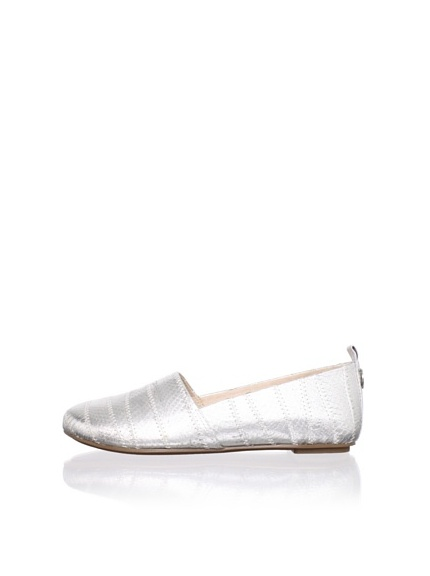 House of Harlow 1960 Women's Kail Flat (Silver)