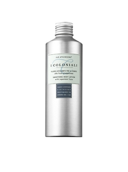 I Coloniali Smoothing Body Lotion with Japanese Yuzu, 6.7 oz.