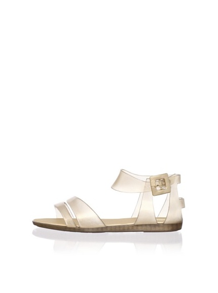 Melissa Women's Star Sandal (Gold)