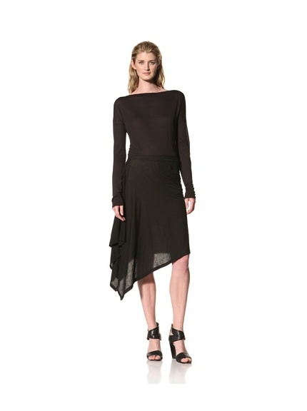 RICK OWENS Women's Skirt (Black)