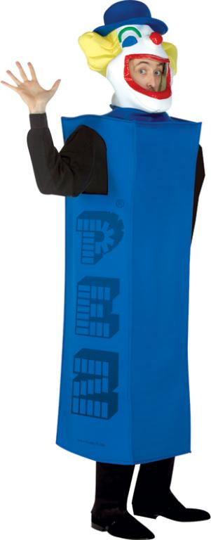 Pez Dispenser Adult Costume