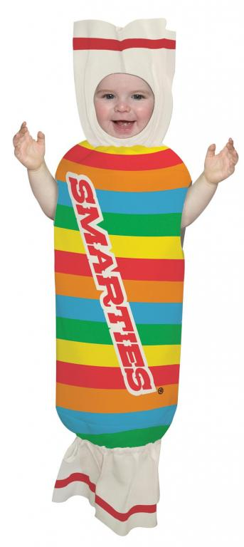 Smarties Bunting Infant Costume