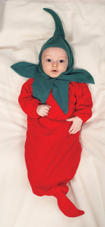 Chili Pepper Bunting Costume