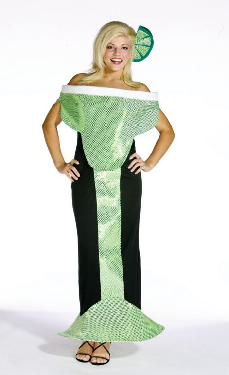Margarita Adult Costume