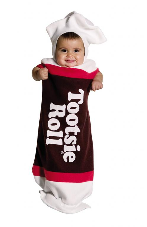 Tootsie Roll Bunting Infant Costume