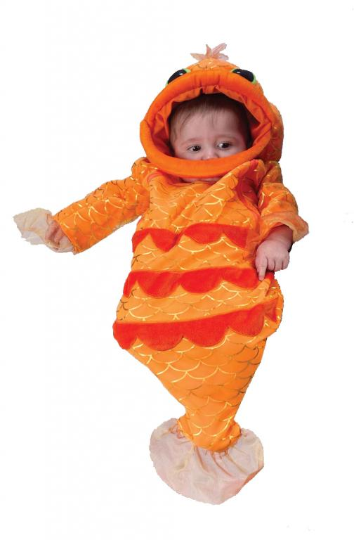 Fish Bunting Infant Costume