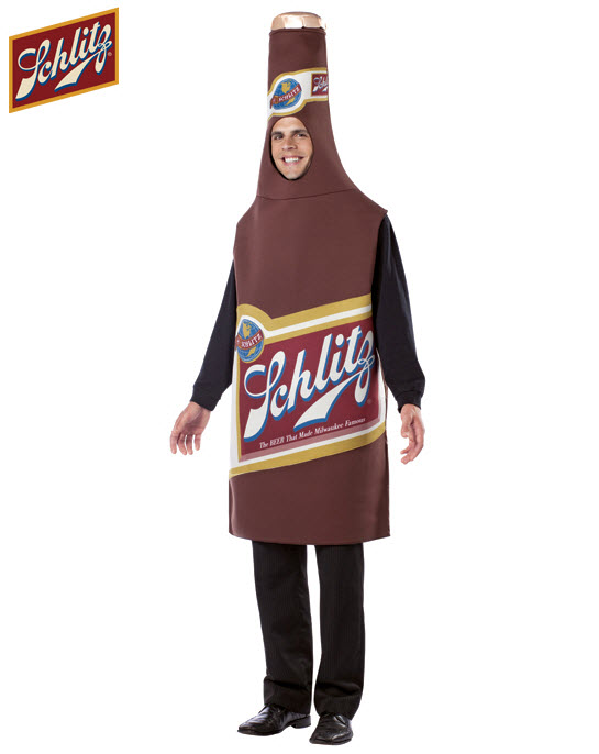 Schlitz Beer Costume