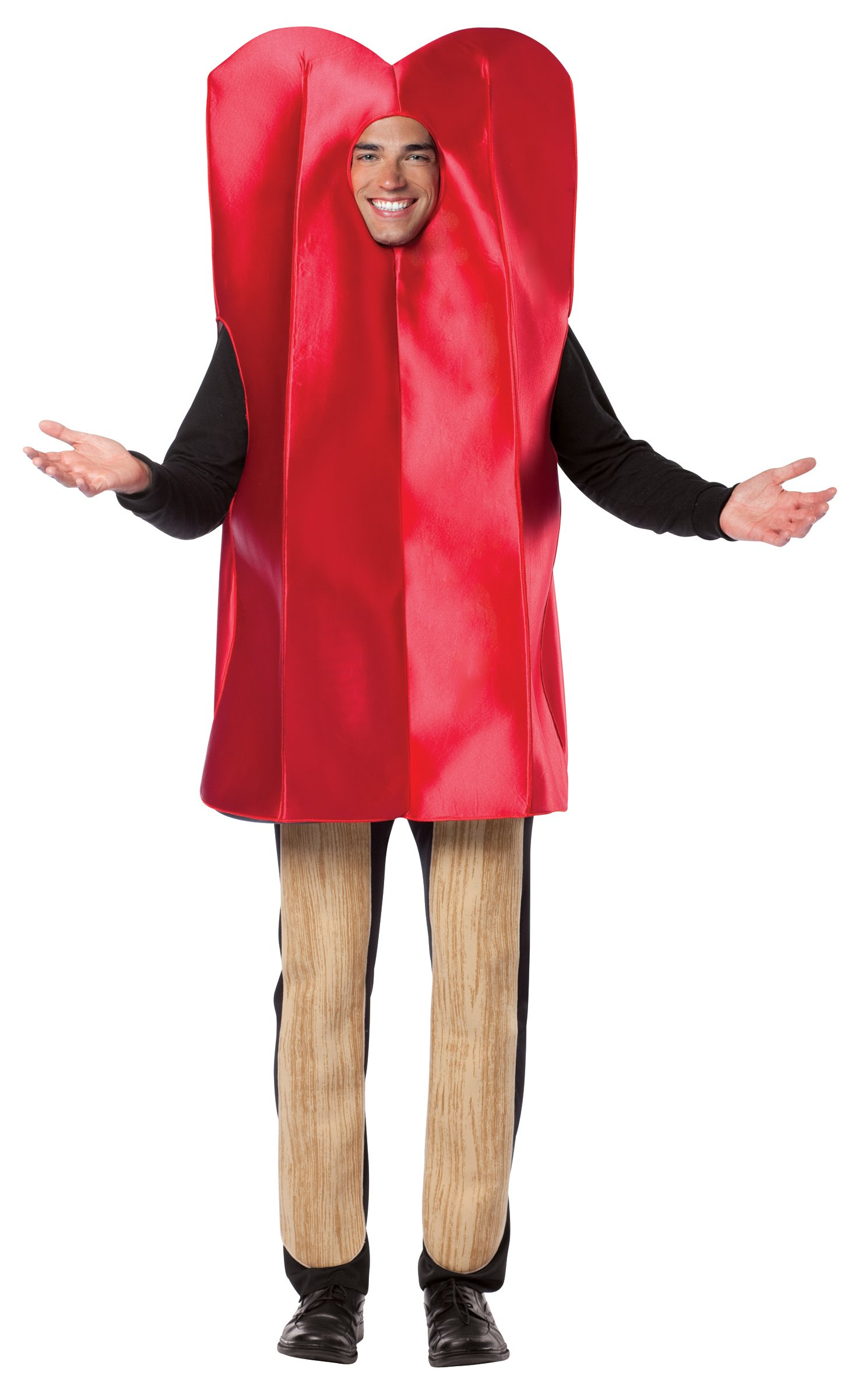 Twin Ice Pop Adult Costume