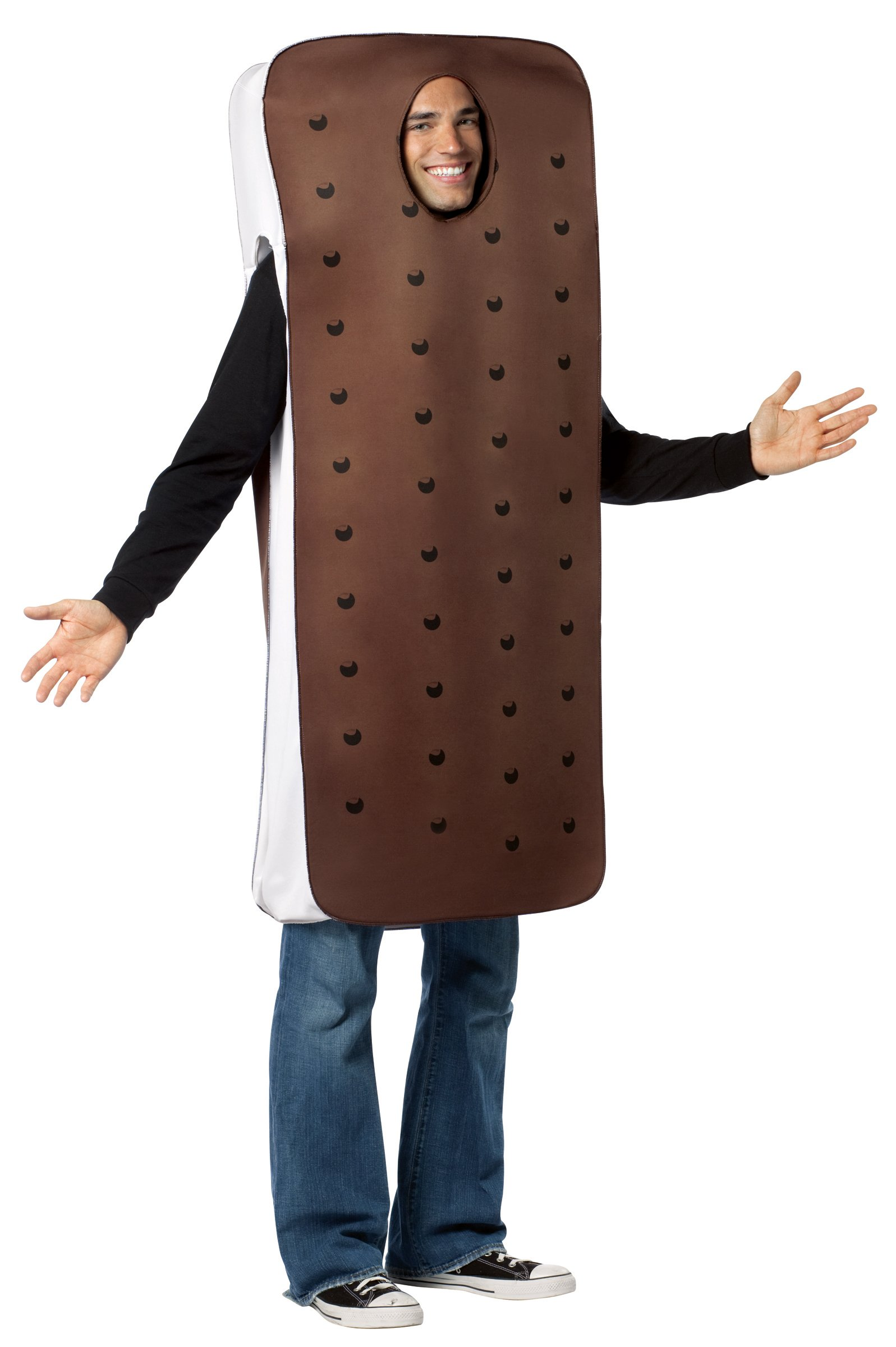 Ice Cream Sandwich Adult Costume