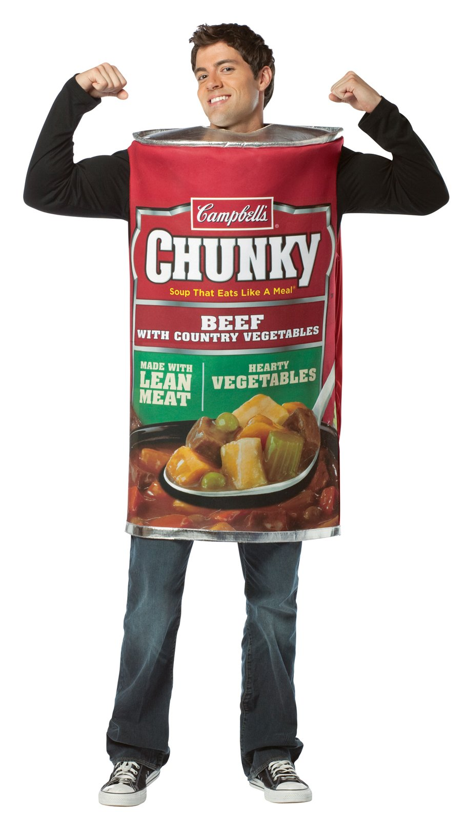 Cambell's Chunky Soup Adult Costume