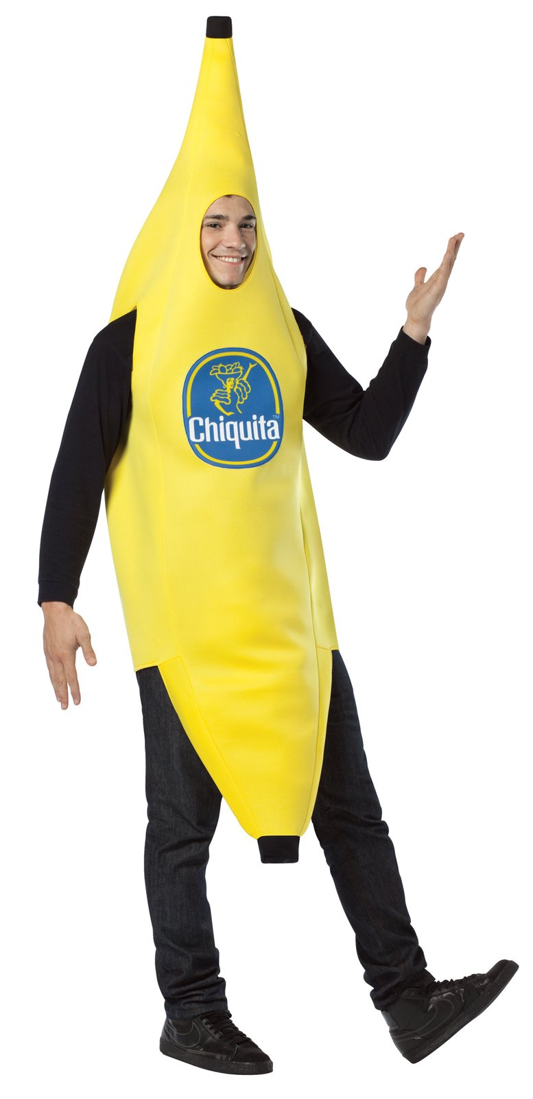 Chiquita Banana Adult Costume