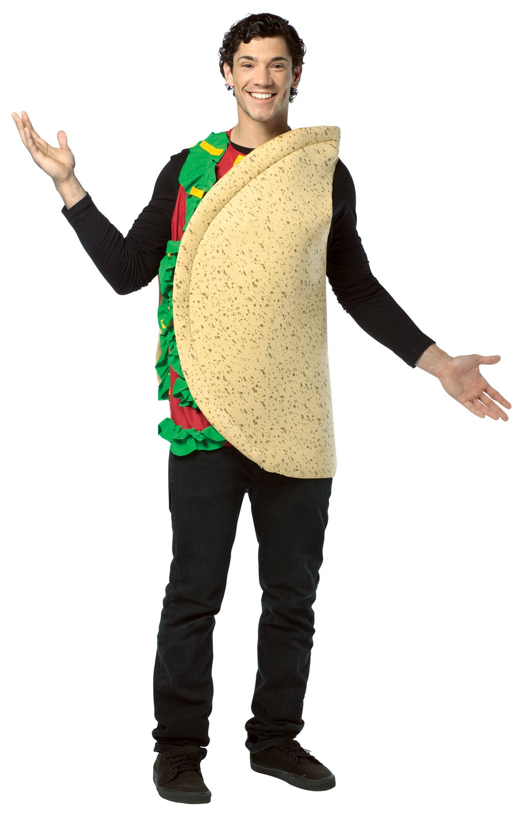 Light Weight Taco Adult Costume
