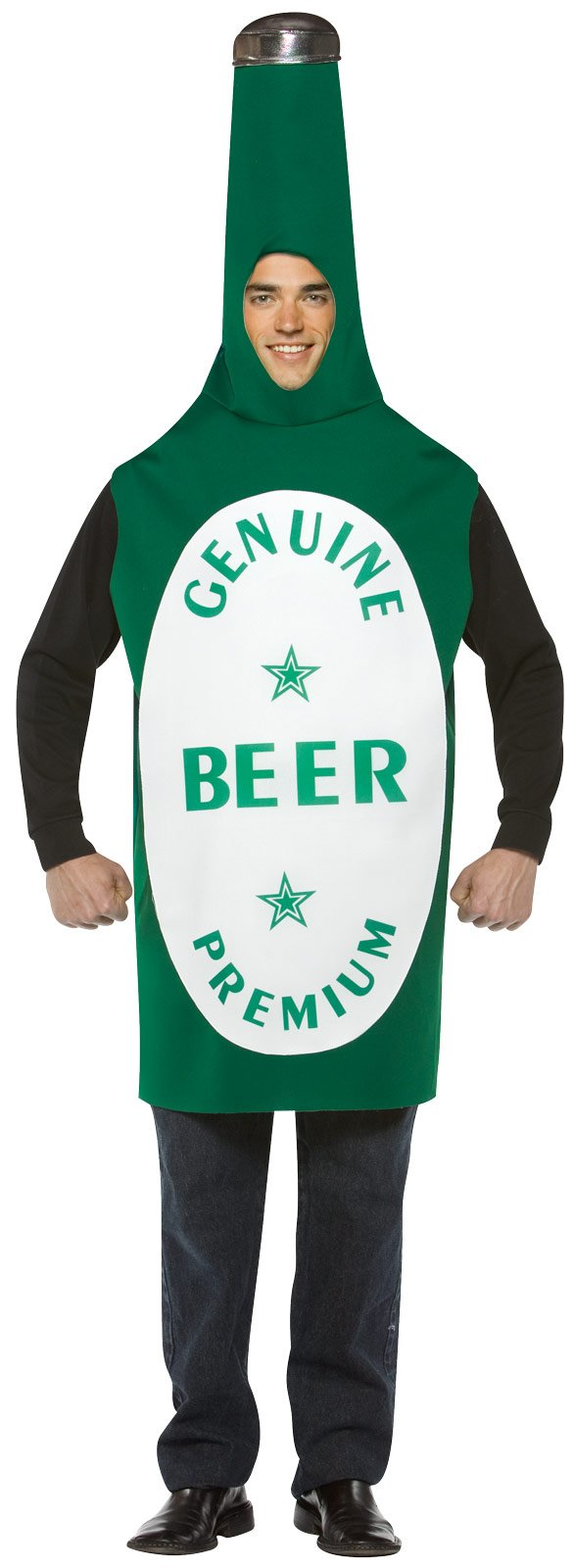 Beer Bottle Costume