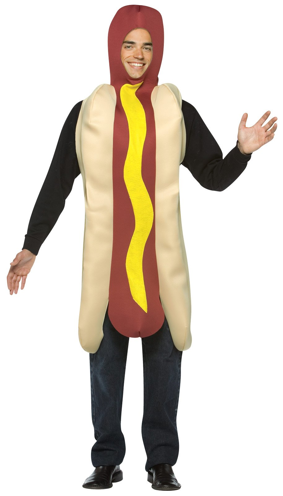 Light Weight Hot Dog Adult Costume