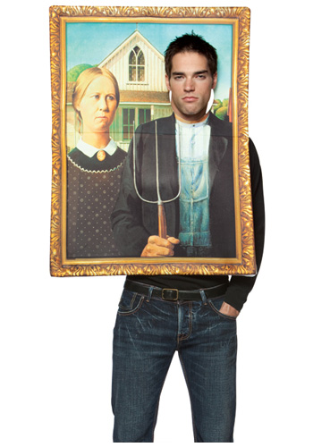 American Gothic Painting Costume