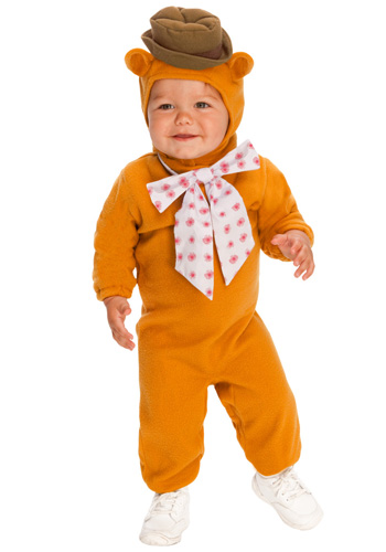 Infant / Toddler Fozzie Bear Costume
