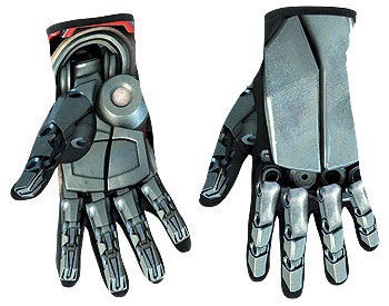 Child Optimus Prime Gloves
