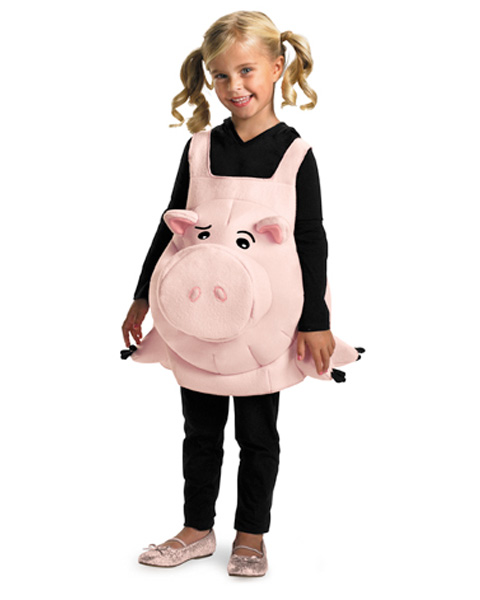 Toy Story Hamm Girls Costume