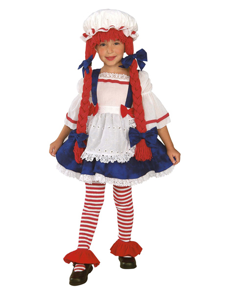 Rag Doll Costume for Child