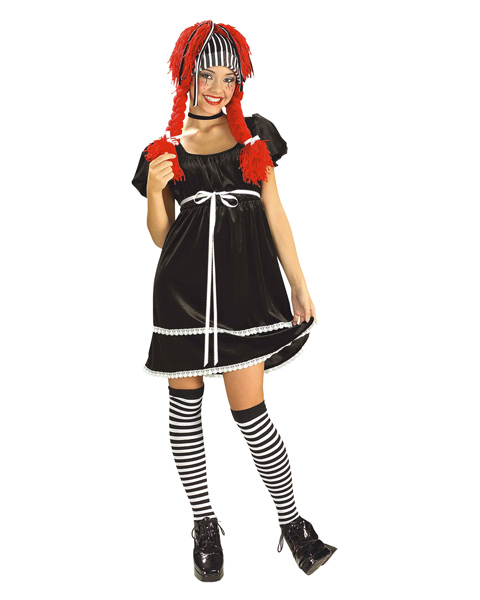 Rag Doll Costume for Teen