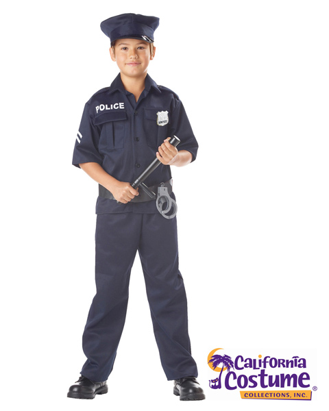 Police Costume for Child