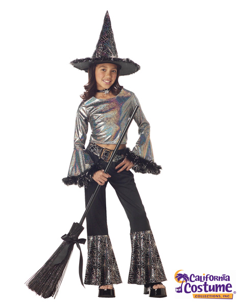 Hip Witch Costume for Child