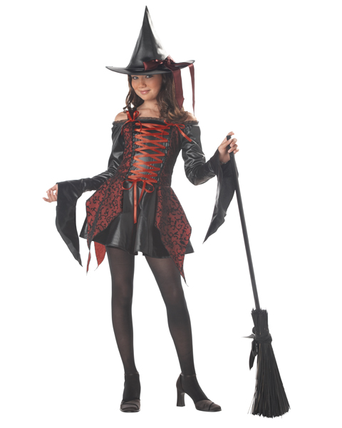 Abracadabra Costume for Tween