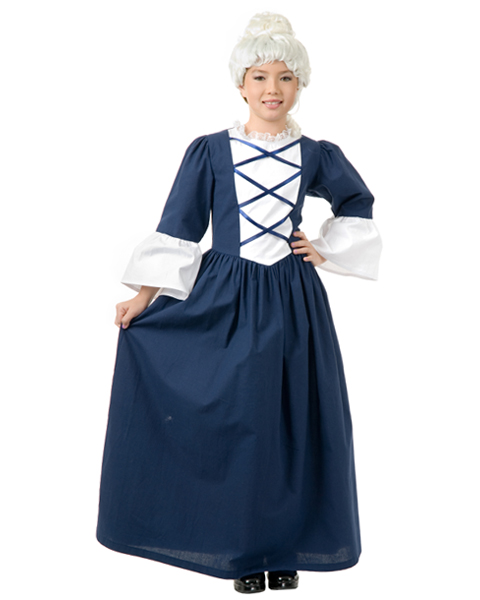 Childs Martha Washington Costume
