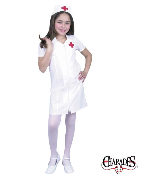 Поздравление в костюме медсестры 50