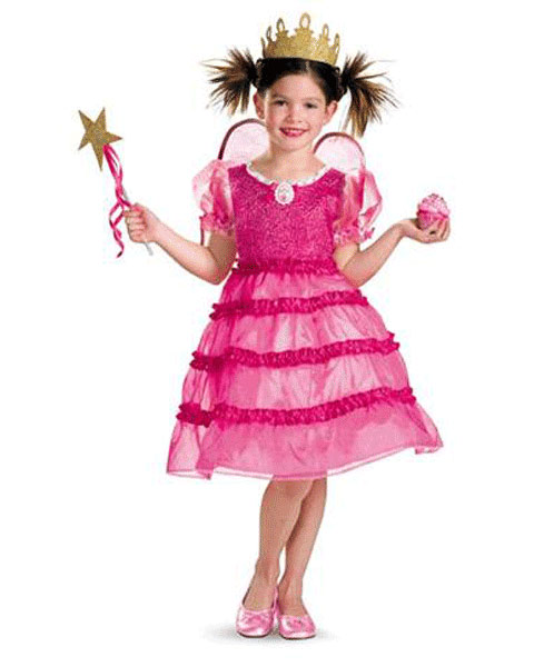 Deluxe Pinkalicious Costume