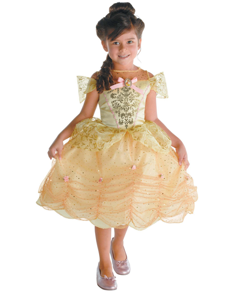 Disneys Child Belle Costume