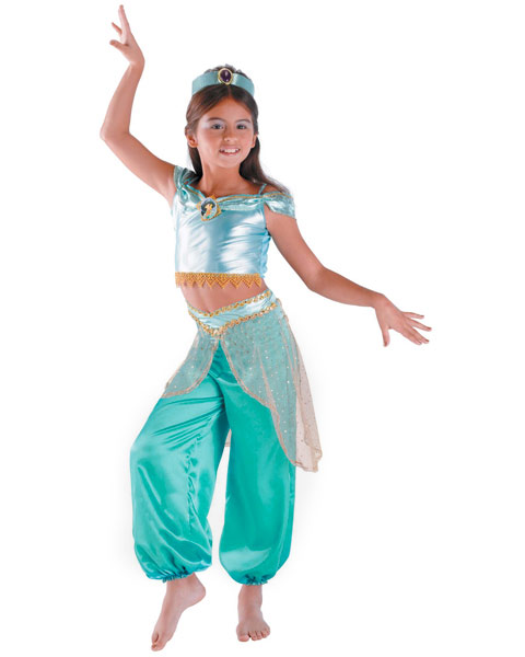 Disneys Child Jasmine Costume