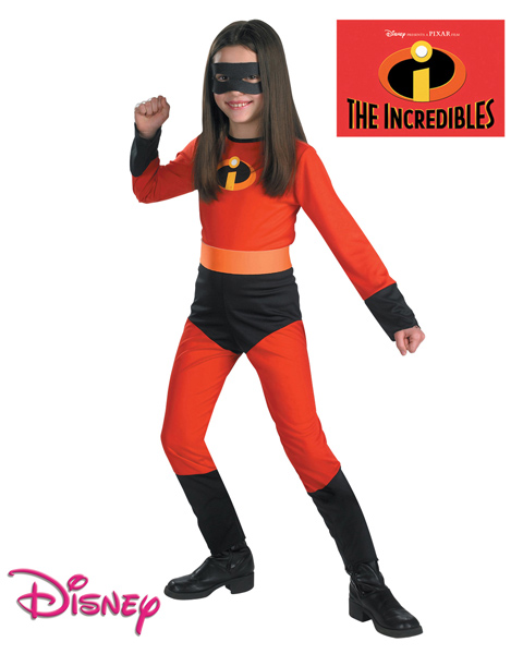 Kids Mrs. Incredible Costume