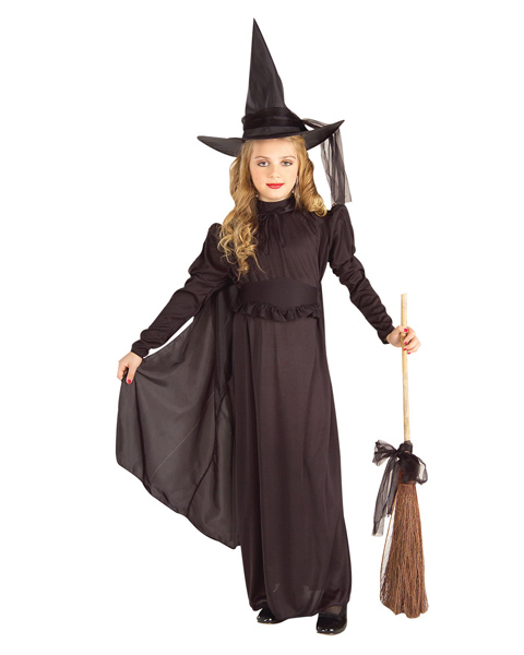 Kids Classic Witch Costume